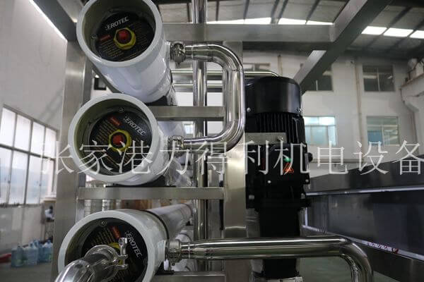 Water Treatment Equipment Silica Sand Filter Active Carbon Filter Sodium Ion Exchanger