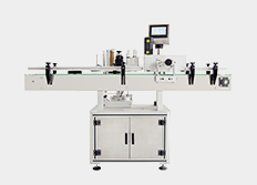 Single side labeling machine