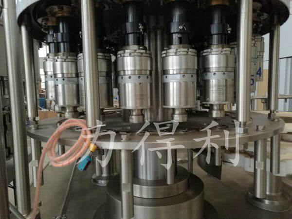 Automatic 12000BPH bottled Drinking Water Washing Filling Capping Machine