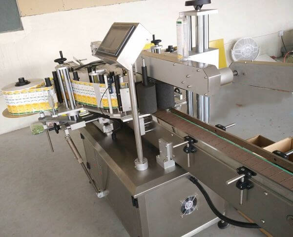 Double Sides Sticker Labeling Machine